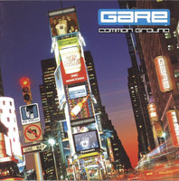 GARE   -Common Ground (Good pop Beatles, Kinks, Faces style),  CD
