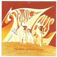 POWER OF ZEUS  -THE GOSPEL ACCORDING TO ZEUS ( heavy psych/funk-rock 1970)  CD