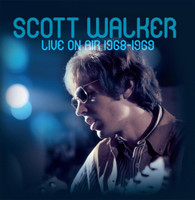 WALKER, SCOTT - 4 DISC BOX SET!-LIVE ON AIR 1968-1969-  CD
