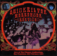 QUICKSILVER MESSENGER SERVICE   -Live at the Filmore  6th February 1967- CD
