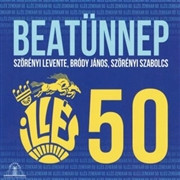 ILLES  -50-BEATUNNE (Legendary 60s Hungarian beat psych) DBL CD