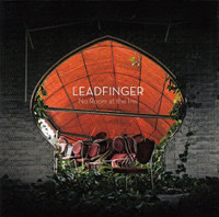 LEADFINGER  - NO ROOM AT THE INN (Mc5,Birdman, Petty style) CD