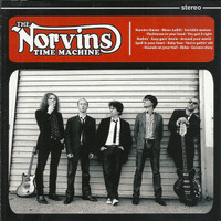 NORVINS   -TIME MACHINE (60s garage-fuzz-punk style)  CD