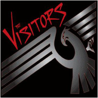 VISITORS (AUSTRALIA)  -ST (Radio Birdman style Aussie rock and roll)CD