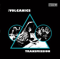 VOLCANICS  -TRANSMISSION (Scientists,Stooges/MC5 style)  CD
