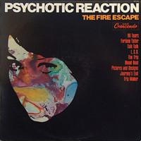 FIRE ESCAPE  -Psychotic Reaction (1967 punkadelic exploitation!)  LP