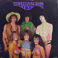 VELVETT FOGG   -ST (reissue of 1969 pre Ghost psych) LP