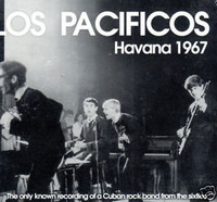 LOS PACIFICOS - Havana 1967(Beatles/Kinks style)CD