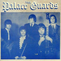 PALACE GUARDS - ST (60s  Louisiana  garage) CD