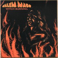 SALEM MASS - Witch Burning (1971 Fuzz vocals, heavy organ) CD