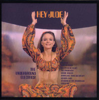 UNDERGROUND ELECTRICS/THE GENERATION GAP  - HEY JUDE/UP UP & AWAY (1960s two great psych/exploito LPs on one CD)-  CD