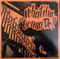 CHRISTOPHER  What'cha Gonna Do?  (70s West Coast ACID PSYCH orig artwork, insert & liners)  LP
