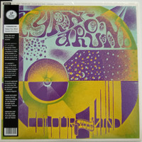 TYRNAROUND- Colour Your Mind(Trippy '60s-styled psych) LP