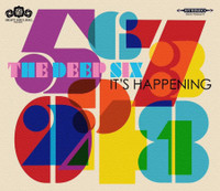 DEEP SIX  -IT'S HAPPENING(Hollies/Beatles/Who style pure 60s mod)  CD