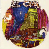 EL CUY - ST(Peruvian power trio Led Zep style)  CD