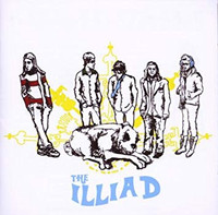 ILLIAD  - A SAD DAY ON PLUTO(60s flower power/Pink Floyd stye!)CD