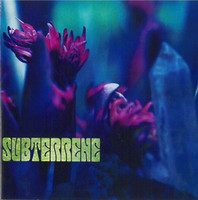 LUCK OF EDEN HALL -SUBTERRENE(swirling psych magic ) CD