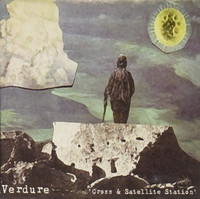 VERDURE  -  CROSS & SATELLITE STATION(Acid folk T REX infl) CD