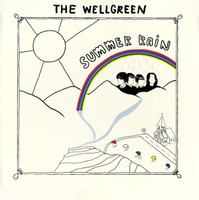 WELLGREEN   -SUMMER RAIN (70s style melodic pop) SALE!  LP