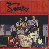SPOTNICKS   -ST-  60s Swedish space-surf heroes) CD