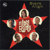 UGLY BEATS  -Stars Align  (AUSTIN TEXAS jangly garage pop) CD