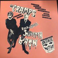 CRAMPS -ROCK N' ROLL MONSTER BASH (DE LUX VERSION) LP