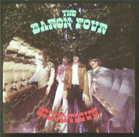 BARON FOUR   - Silvaticus (PRETTY THINGS style)EMBROOKS related CD