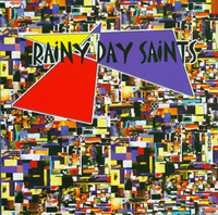 RAINY DAY SAINTS -Saturday's Haze (Cleveland psych, garage punk, pure pop,prog)CD