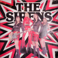 SIRENS   -ST (70s style SHANGRI LAS/ glam style!)  CD