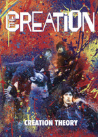 CREATION (UK) CREATION THEORY -complete recorded history of British mod/freakbeat legends)-4CD+DVD+Book -