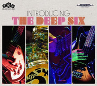 DEEP SIX(UK)  -INTRODUCING(Hollies/Beatles/Who style pure 60s mod) CD