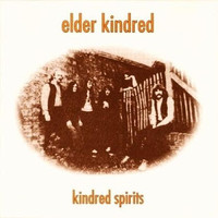 ELDER KINDRED  - KINDRED SPIRITS (Early 70s Finnish prog)   CD