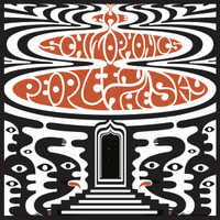 SCHIZOPHONICS  -PEOPLE IN THE SKY (MC5, Stooges, James Brown, Hendrix and Iggy Pop style)  CD