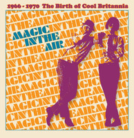 MAGIC IN THE AIR   -Vol 1- 1966-1970(PSYCH POP) The Birth of Cool Britannia - 100 page booklet & TRIPLE COMP CD