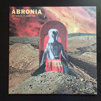 ABRONIA  -THE WHOLE OF EACH EYE (60s style Psych prog Kraut)LP