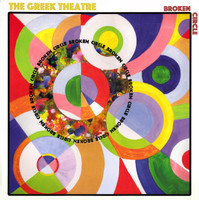GREEK THEATRE  -Broken Circle(Sweden's premier west-coast influenced psych)  LP