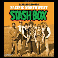 PACIFIC NORTHWEST STASH BOX (GARLAND RECORDS  - VA (60s garage psych) LP