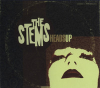 STEMS   -Head's Up (Heady mix of garage rock and power pop ) LP