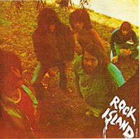 ROCK ISLAND   - ST   (Chicago 70s psych)   CD
