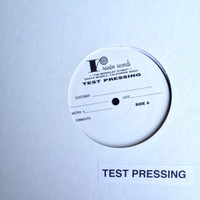 TELESCOPES - Untitled Second - BLP 4099  TEST PRESSING- LP