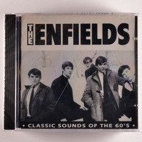ENFIELDS /FRIENDS OF THE FAMILY  -SONGS OF TED MUNDA (obscure 60s Left Banke style)  CD
