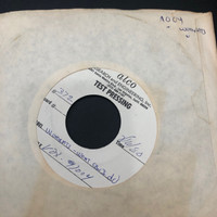 WOMBATS   - What Can I Do  (VOXX 1004) ORIGINAL 1980 TEST PRESSING- ONE ONLY   45 RPM