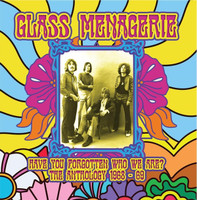 GLASS MENAGERIE   - HAVE YOU FORGOTTEN WHO WE ARE?- ANTHOLOGY 1968-69' (psych)  CD