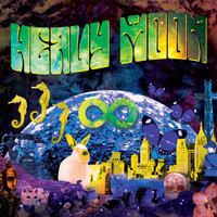 HEAVY MOON - INFINITY (2007-2018 psych space rock)  CD