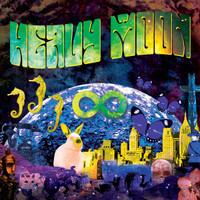 HEAVY MOON - INFINITY (2007-2018 psych space rock)  CD