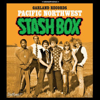 PACIFIC NORTHWEST STASH BOX (GARLAND RECORDS  - VA -From the thriving hotbed of sixties garage and psych of the PNW-   COMP CD