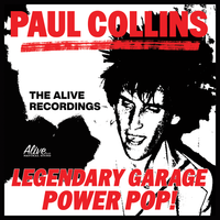 COLLINS, PAUL  (NERVES) DELUXE 4 LP BOX SET! PLUS FREE  POSTER!