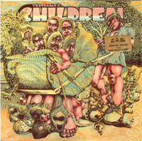 YESTERDAY'S CHILDREN  (1969 underground classic gem )  LP