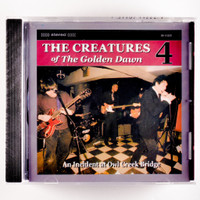 CREATURES OF THE GOLDEN DAWN  -AN INCIDENT AT OWL CR EEK  (mid-60s garage-rock style) CD
