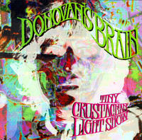 DONOVANS BRAIN   -TINY CRUSTACEAN LIGHT SHOW (Montana Psych-pop)  CD